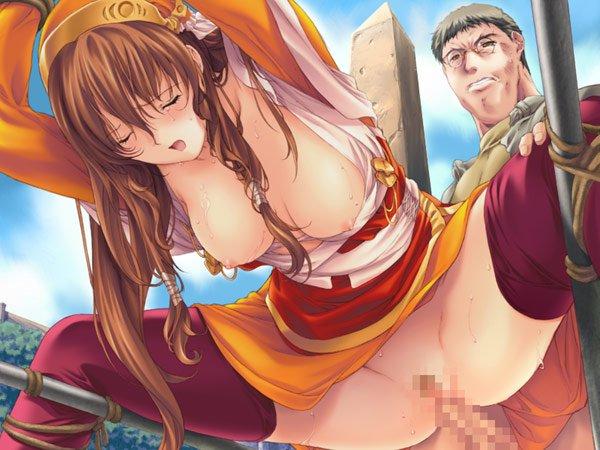 魔女の贖罪 Hシーン エロゲ画像